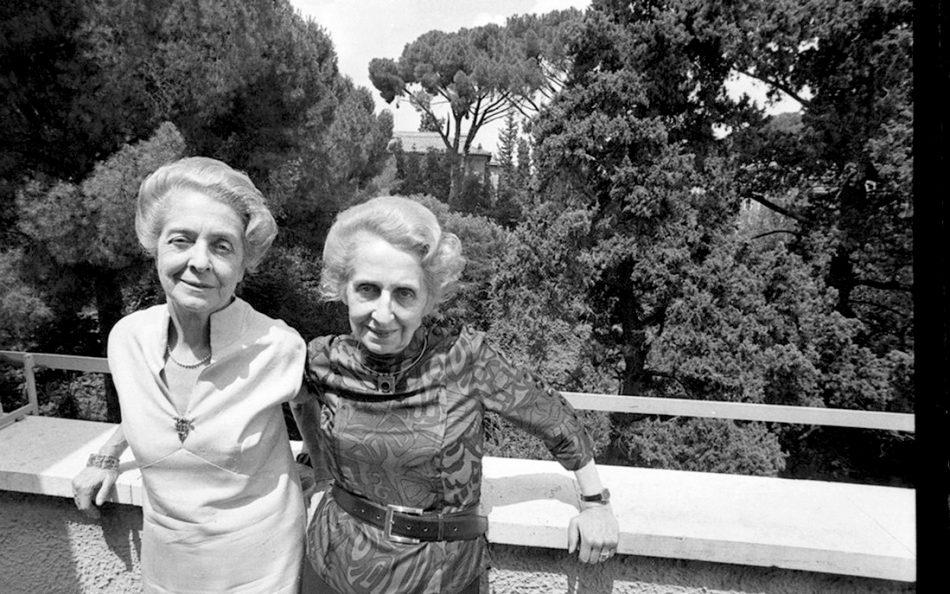 Паола и Рита Леви Монталчини