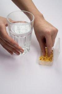 Витамини 1 - вода